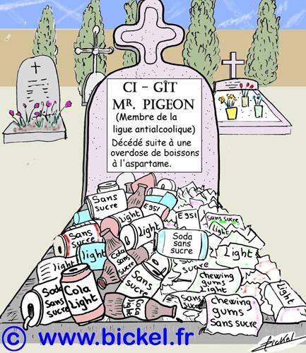 Aspartame – dormez tranquille braves gens, l'autocratie sanitaire veille