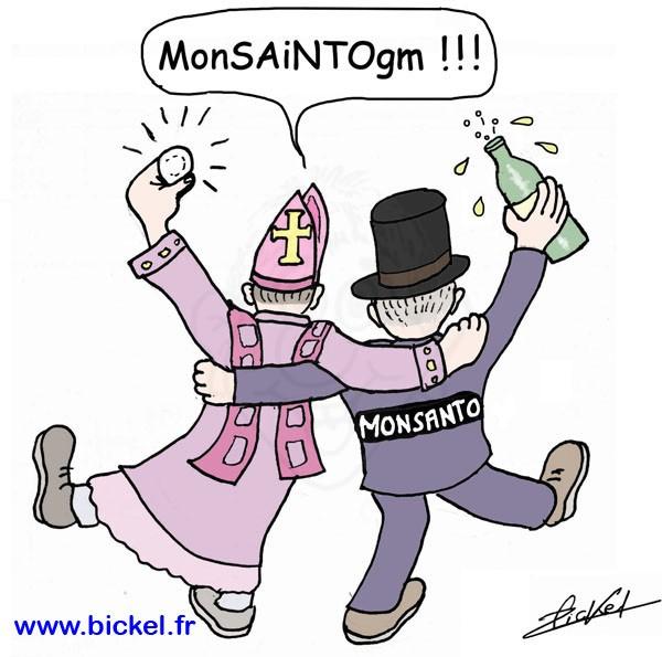 Le Pape autorise les hosties aux OGM et interdit les hosties sans gluten