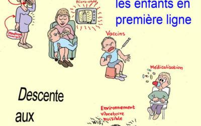 Société toxique, les enfants en première ligne