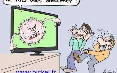 La psychose du coronavirus est-elle fondée ?