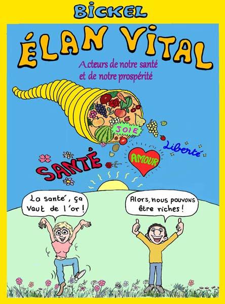 Nouveau livre : Élan Vital